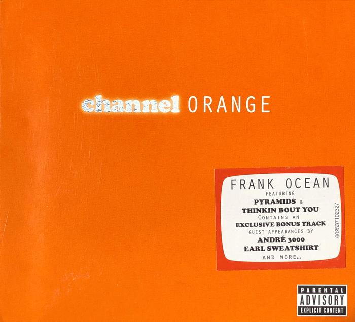 Frank Ocean – Channel Orange 1