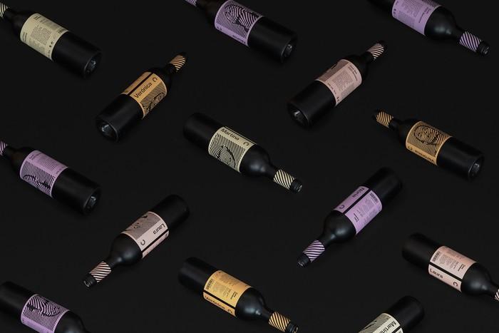 Bottle pattern