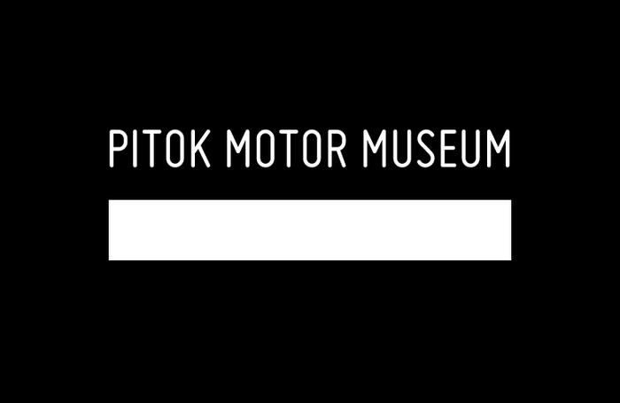 Pitok Motor Museum website and logo 8