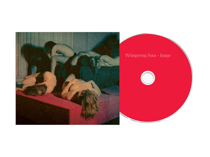 Whispering Sons – Image album art and collateral 4
