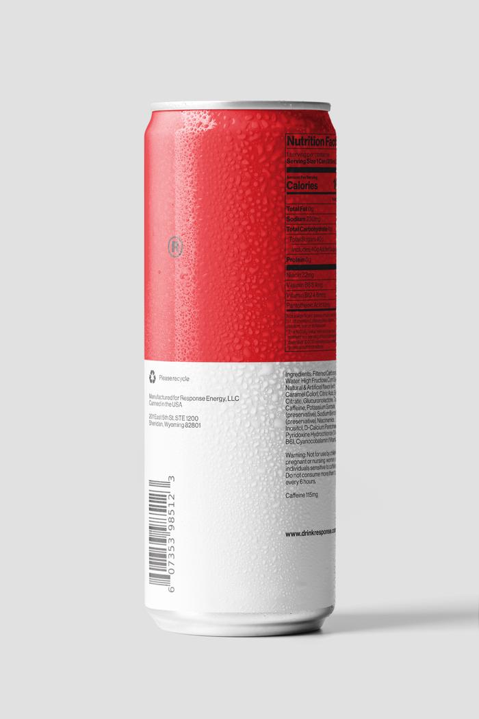 Response® Energy Drink 5