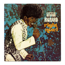 Little Richard – <cite>Right Now!</cite> album art