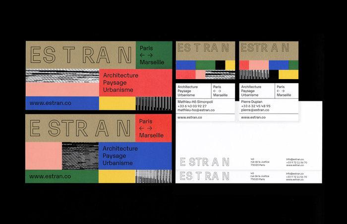 Estran identity and website 5