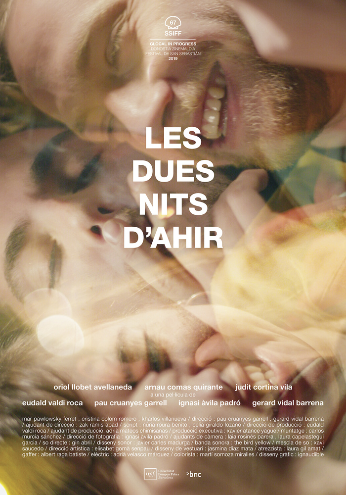 Les Dues Nits d'Ahir movie poster