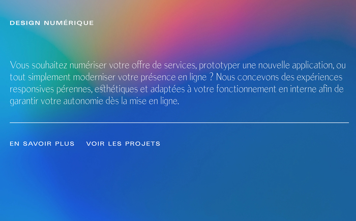 Studio Jigé portfolio website 2