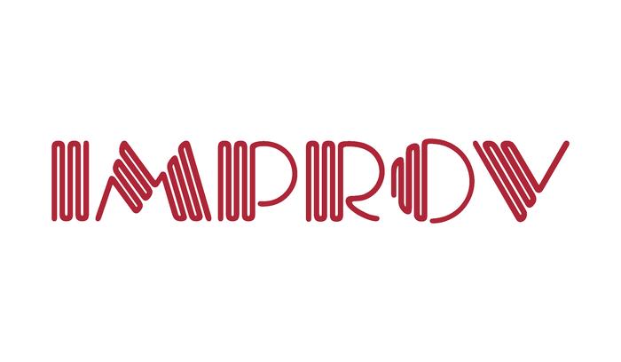 The Improv comedy club logo 2