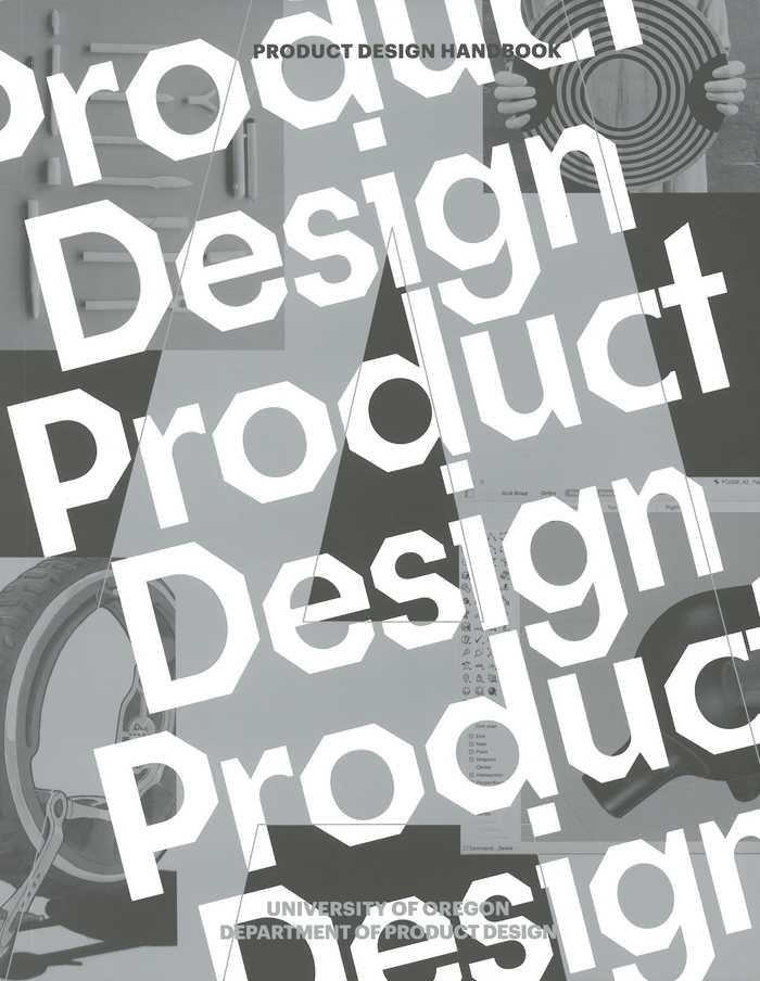 Product Design handbook, University of Oregon 1