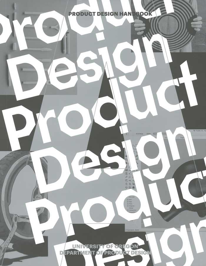 Product Design handbook, University of Oregon 1