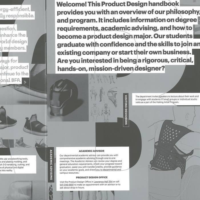 Product Design handbook, University of Oregon 4