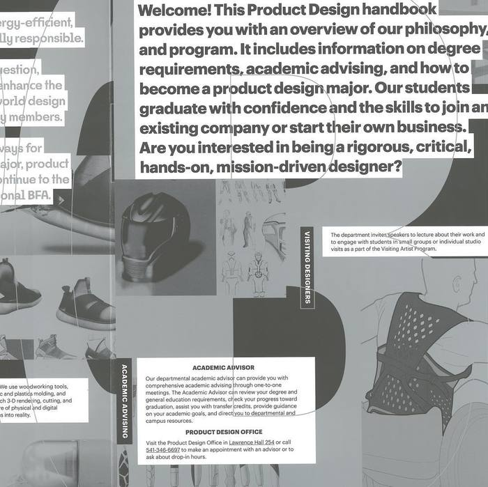Product Design handbook, University of Oregon 4