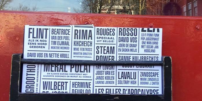 Roode Bioscoop program posters 8