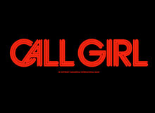 <cite>Call Girl</cite> (2012) film titles, posters, soundtrack cover