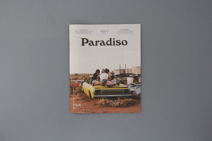 Paradiso magazine (2017–) 8