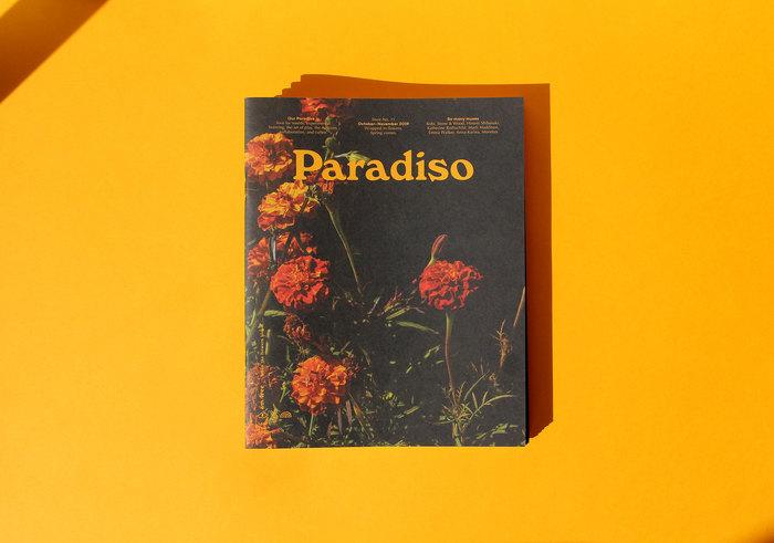 Paradiso magazine (2017–) 9