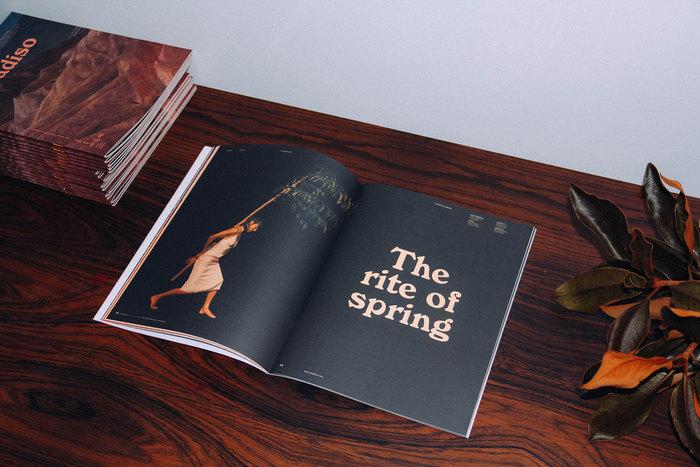 Paradiso magazine (2017–) 14