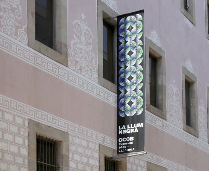 La Llum Negra (Black Light) at CCCB 1
