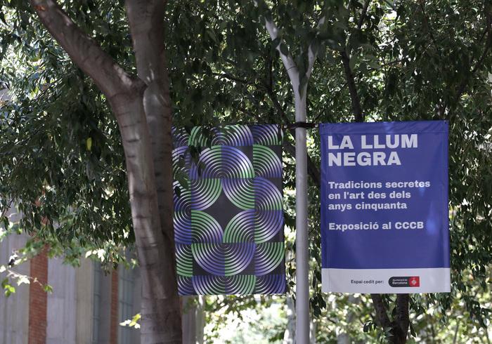 La Llum Negra (Black Light) at CCCB 2