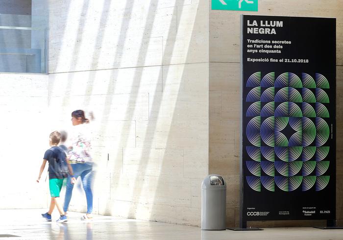 La Llum Negra (Black Light) at CCCB 3