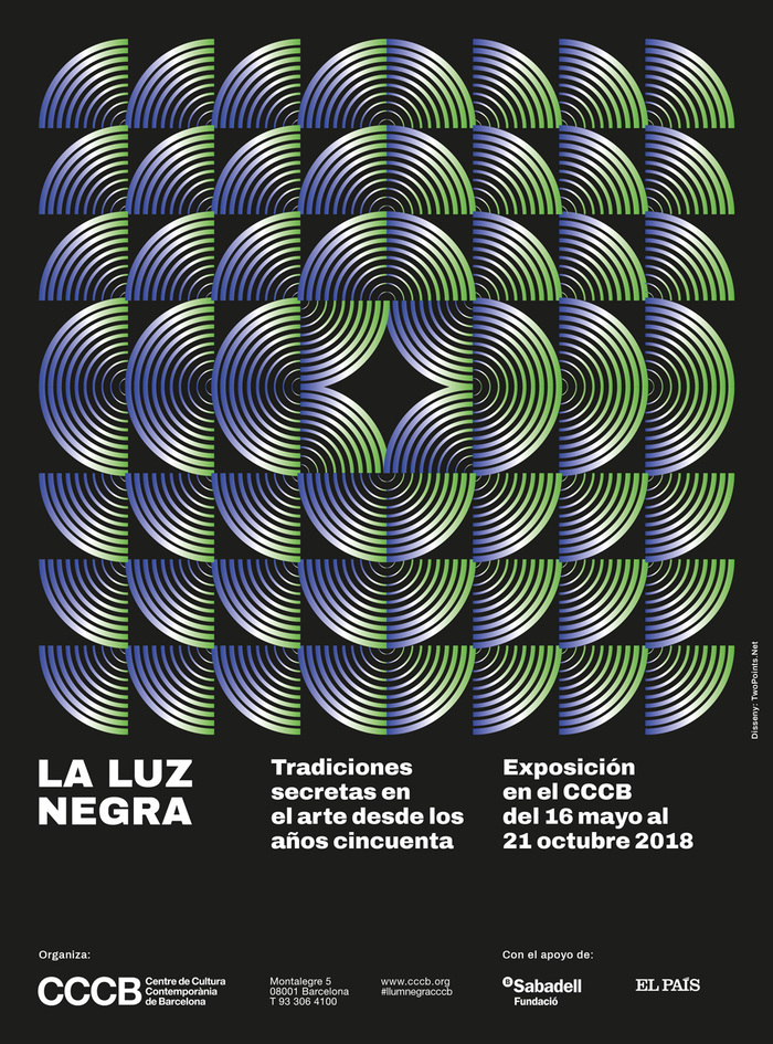 La Llum Negra (Black Light) at CCCB 9