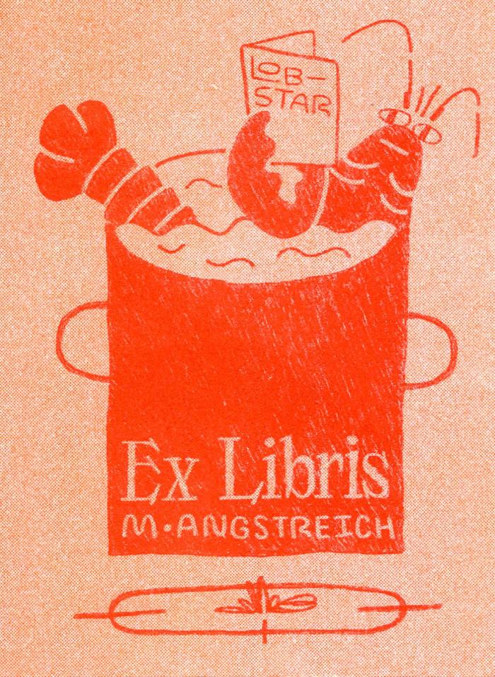 Ex Libris: Lobstar 2