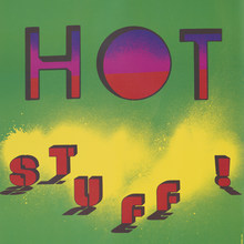 """Hot Stuff!"" exhibition poster"