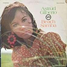 Astrud Gilberto – <cite>Beach Samba</cite>