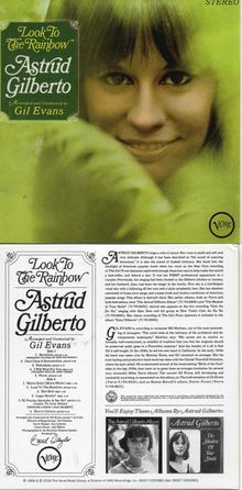 Astrud Gilberto – <cite>Look To The Rainbow</cite>
