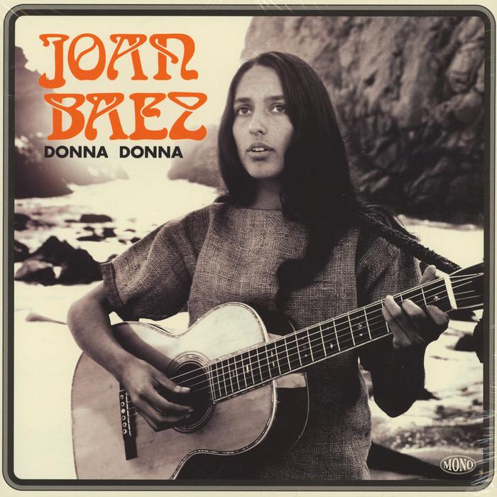 Joan Baez – Donna Donna album art 1