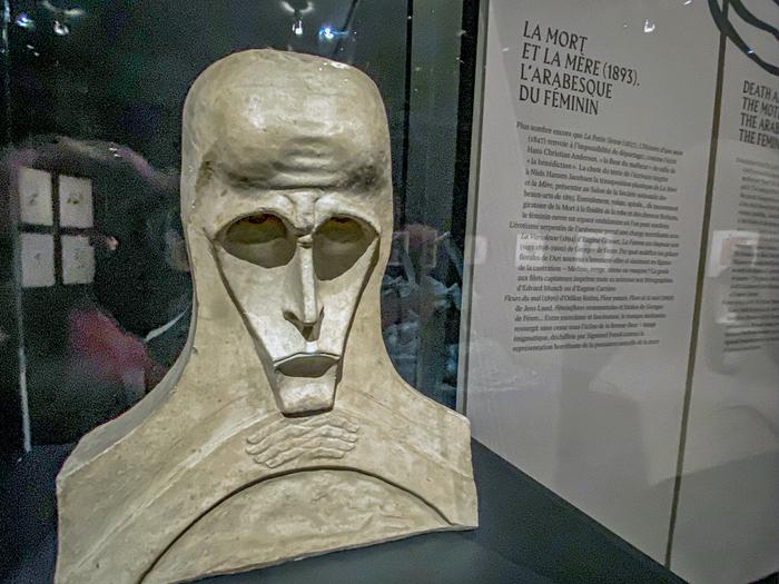 Les Contes Étranges de Niels Hansen Jacobsen at Musée Bourdelle exhibition graphics 3