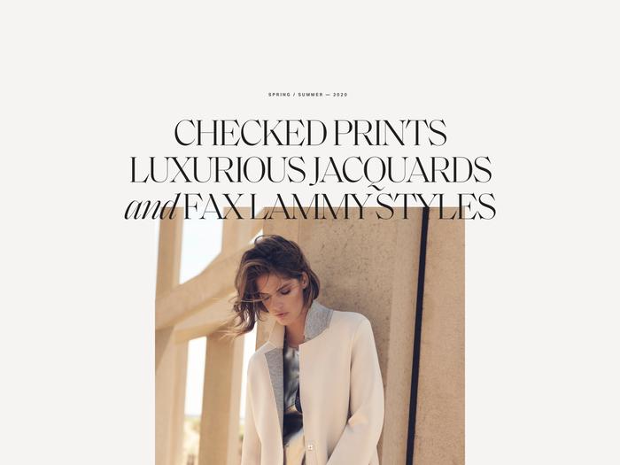 Rino & Pelle identity and website 6