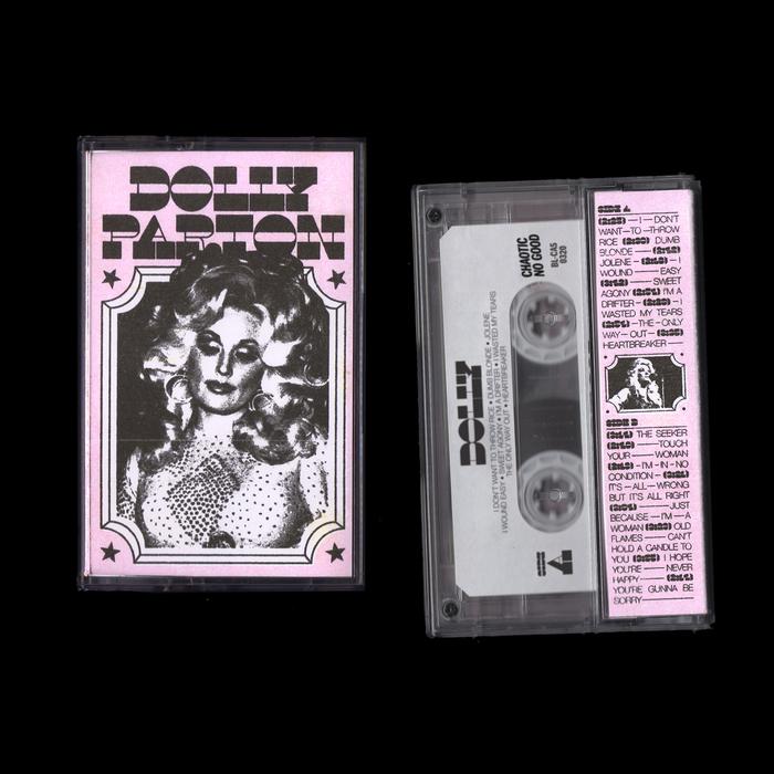 Dolly Parton bootleg cassette 1