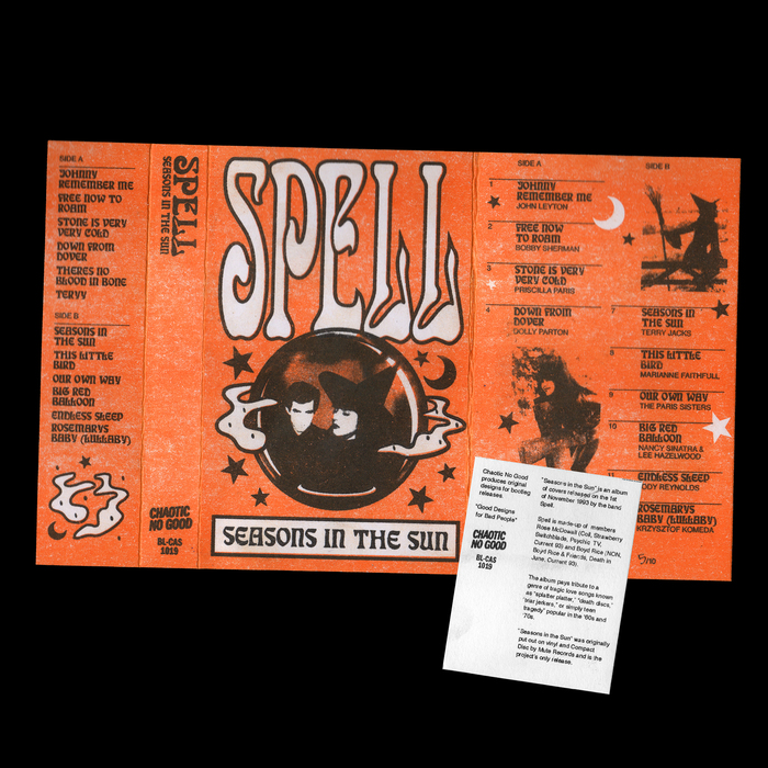 Spell – Season In the Sun bootleg cassette 2