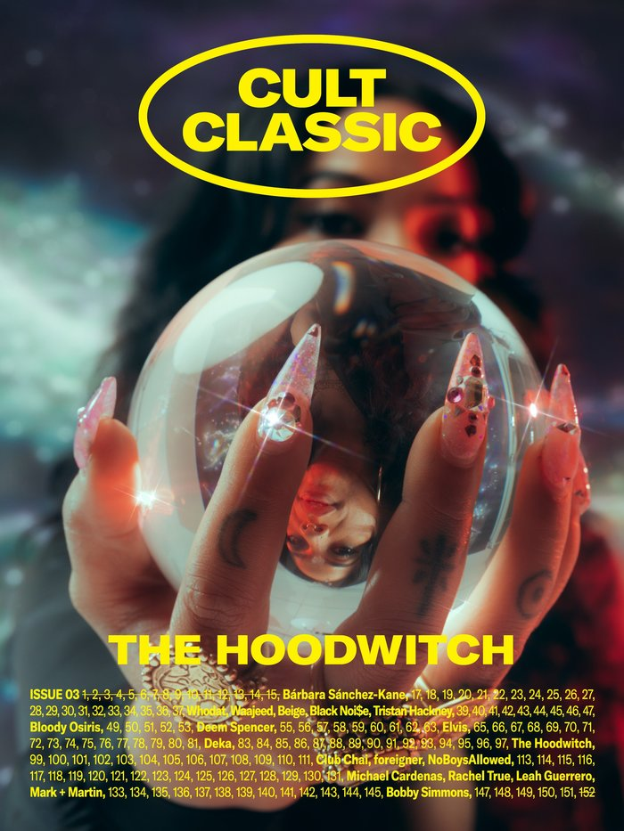 """Cult Classic, Issue 03 """"Nocturnal"""" 11"""
