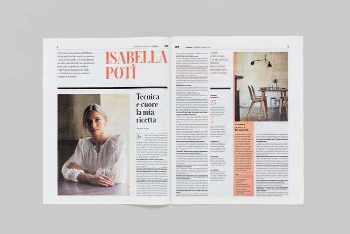 Itinerari newspaper supplement 2