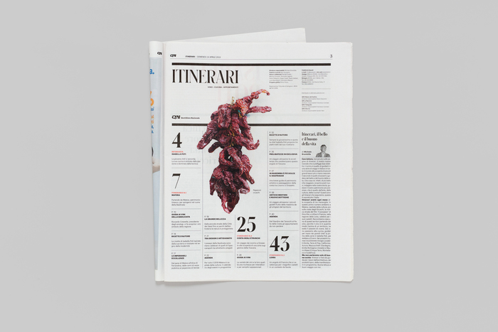 Itinerari newspaper supplement 5