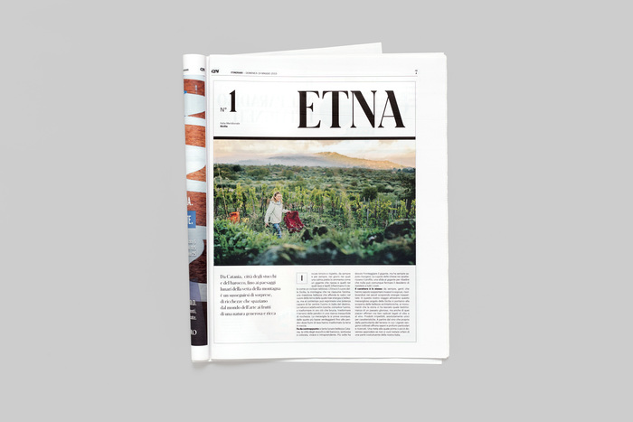 Itinerari newspaper supplement 8