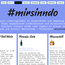 <cite>#mirsinndo</cite> website
