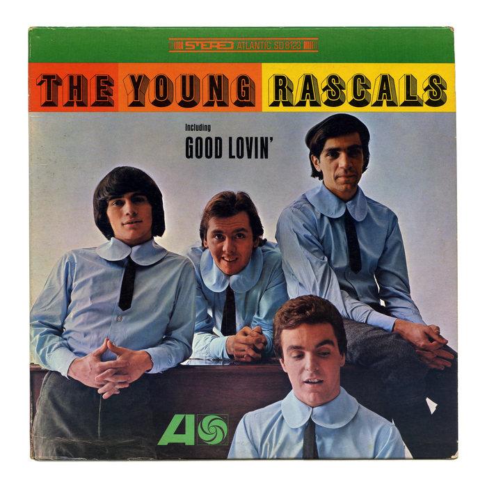 The Young Rascals album art
