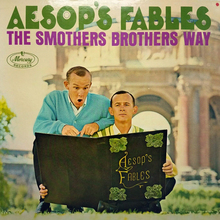 Smothers Brothers – <cite>Aesop's Fables</cite> album art