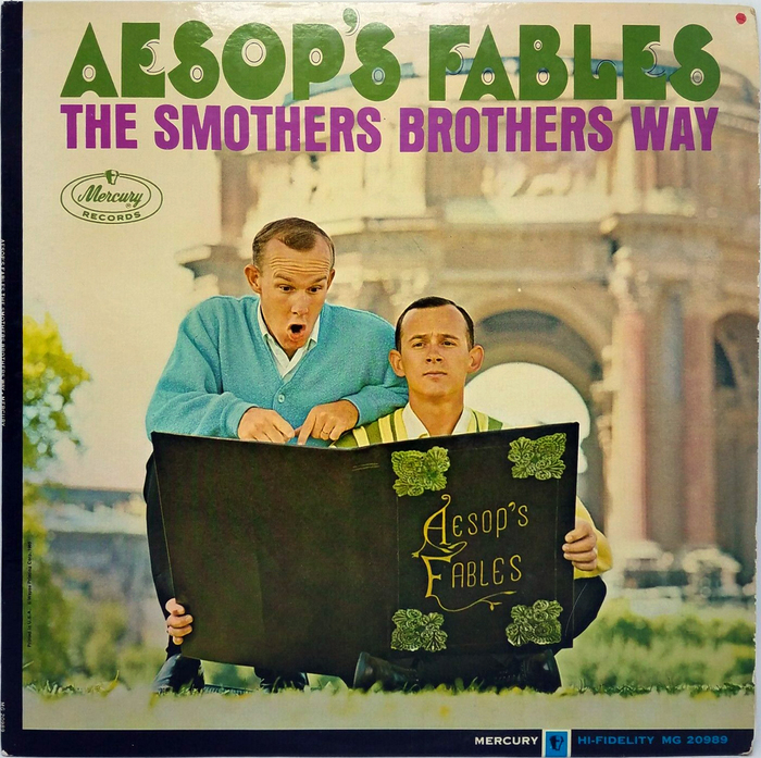Smothers Brothers – Aesop's Fables album art 1