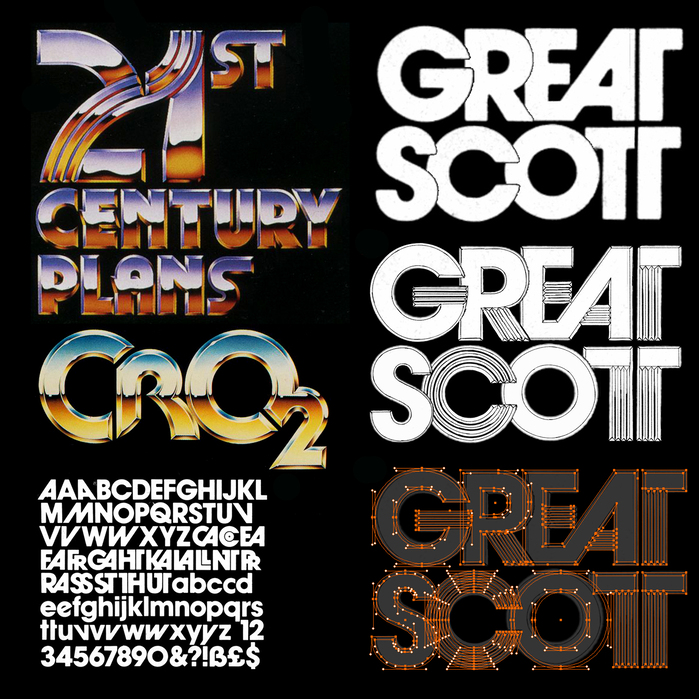 Great Scott logo and website 4