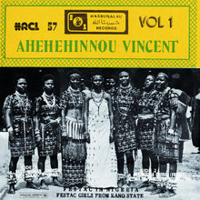Ahehehinnou Vincent –<cite> Vol 1 (Best Woman)</cite>