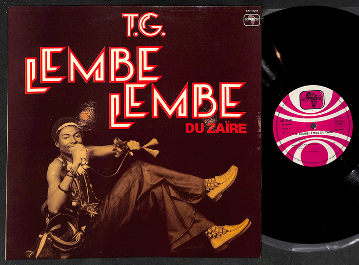 T.G. Lembe-Lembe Du Zaïre album art 2
