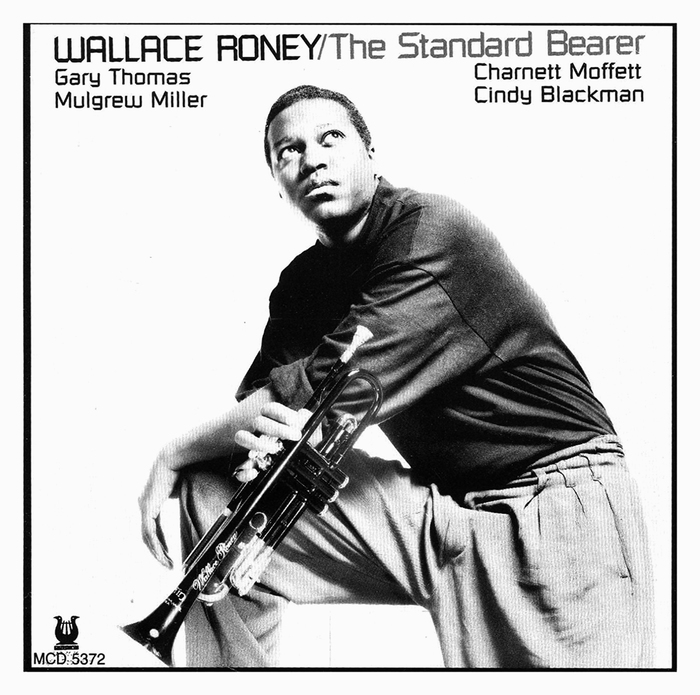 Wallace Roney – The Standard Bearer album art