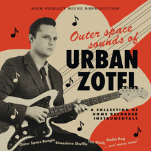<cite>Outer Space Sounds of Urban Zotel</cite> album cover