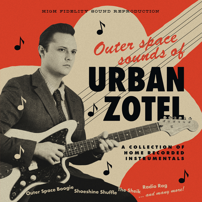Outer Space Sounds of Urban Zotel album cover