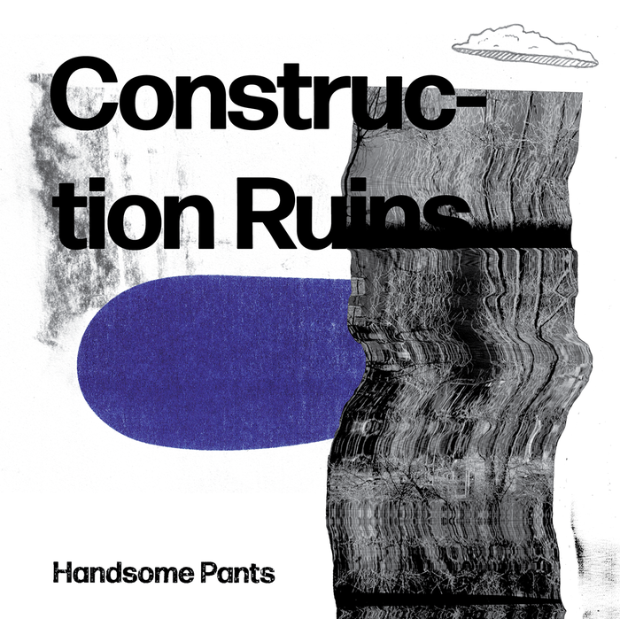 Album art for the digital version of Construction Ruins.