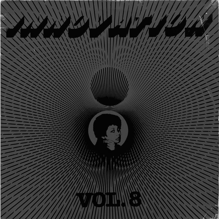 Nyboma Mwan'dido, Bovi Mukoko & Kilola Salaika – Innovation, Vol. 8 album art