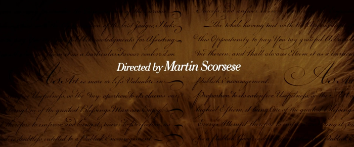 The Age of Innocence (1993) title sequence 3