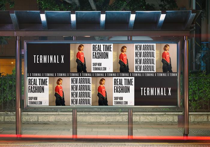 Terminal X identity 10